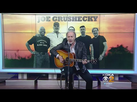 Joe Grushecky Discusses New Album & Performs