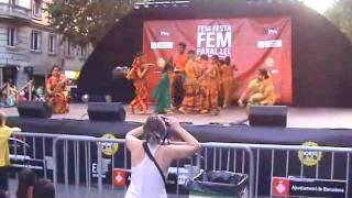 ektara bajaio na dance by shur rong academia cultural de bangladesh