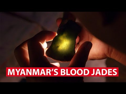 Blood Jades: The Dark Side Of Myanmar's Jade Trade With China | The New Silk Road | CNA Insider