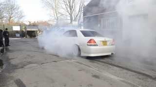 Driftworks Toyota JZX110 Mk2 IRV Burnout - 1JZGTE 564bhp