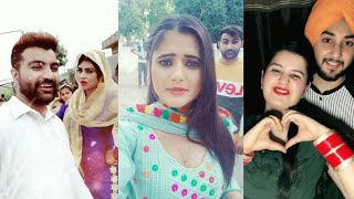 TikTok Best Haryanvi VS Punjabi Video | Tik tok haryana VS Punjab  || HR8D || IMHR8D