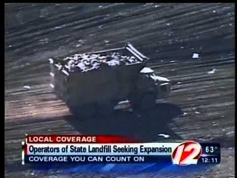 Landfill Expansion Plans