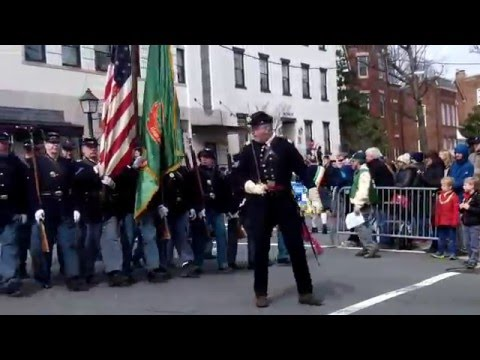 Saint Patrick Day Parade 2016 - Alexandria , Virginia - 3/5/2016.