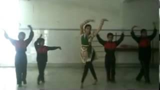 Elite dance classes (Song name Deedar de ).flv