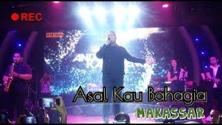 Senandung Cinta With ANDMESH KAMALENG - ASAL KAU BAHAGIA (cover) ARMADA BAND 26 Juli 2019 Makassar