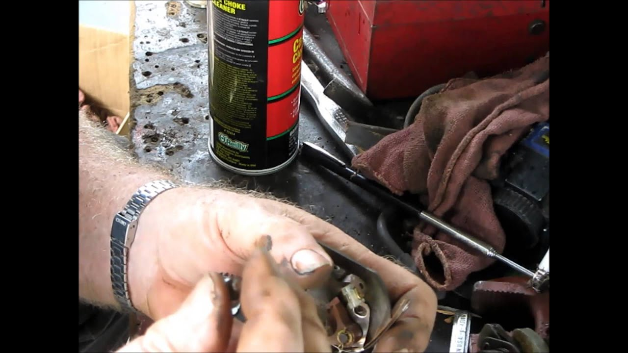 ford tractor 2n 8n 9n distributor cleaning points cap rotor and coil replace [ 1280 x 720 Pixel ]