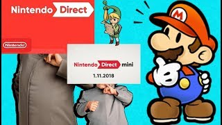 connectYoutube - When's the Next Real Nintendo Direct?