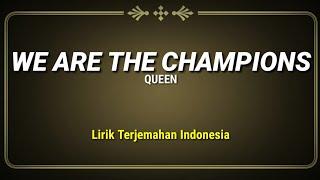 Download Lagu Queen - We Are The Champions (Lirik Terjemahan Indonesia) mp3