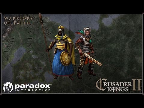 СТРИМ: CRUSADER KINGS 2 - ВОРУЙ, УБИВАЙ - YouTube
