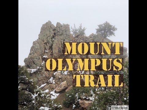Mount Olympus Trail, Utah One of Utahs toughest but most rewarding hikes
