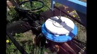 VERTICAL AXIS WIND TURBINE; C-ROTOR.mpeg