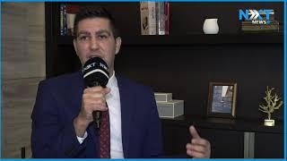مدير إدارة المبيعات السيد ماجد يحيى متحدثا لقناة سكوب عن السياحة الداخلية في حياة ريجنسي الكوت مول