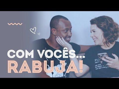 TAG Uma só palavra com Rabuja, amigo de Thiago André!