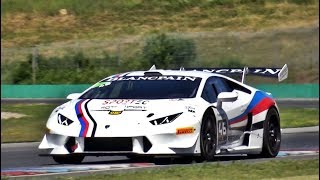 Lamborghini Huracán LP620-2 Super Trofeo LOUD V10 Howl & Flames