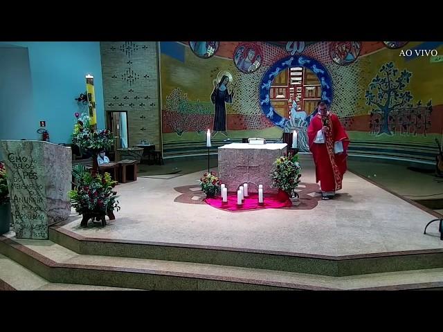 SANTA MISSA | Solenidade de Pentecostes | Sábado 30/05/2020 - Pe. Célio