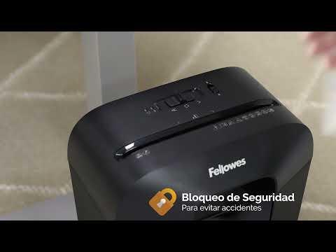 Fellowes LX50 Destructora de Papel para Uso Personal