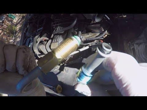 Replacing Power Steering High Pressure Hose Jeep Grand Cherokee