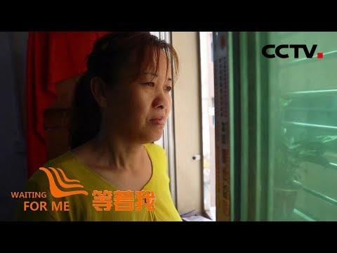 《等着我 第五季》 家人离奇失踪成谜团 家人十年苦寻盼团圆 20190910 | CCTV
