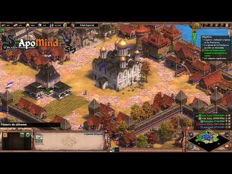 2. Una alianza improbable [DIFÍCIL] Ivailo - Age of Empires II: Definitive Edition [AoE2DE]
