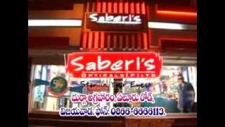 Saberis Opticals Vijayawada Ad