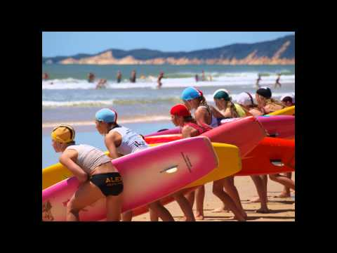 Rainbow Beach Surf Carnival 2010