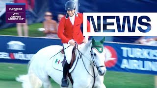 Mexico's opening victory in Wellington | Longines FEI Jumping Nations Cup™ 2019