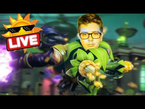 Plants vs Zombies Garden Warfare 2 LIVE