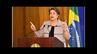 Former Brazilian president Dilma Rousseff to stand for parliament