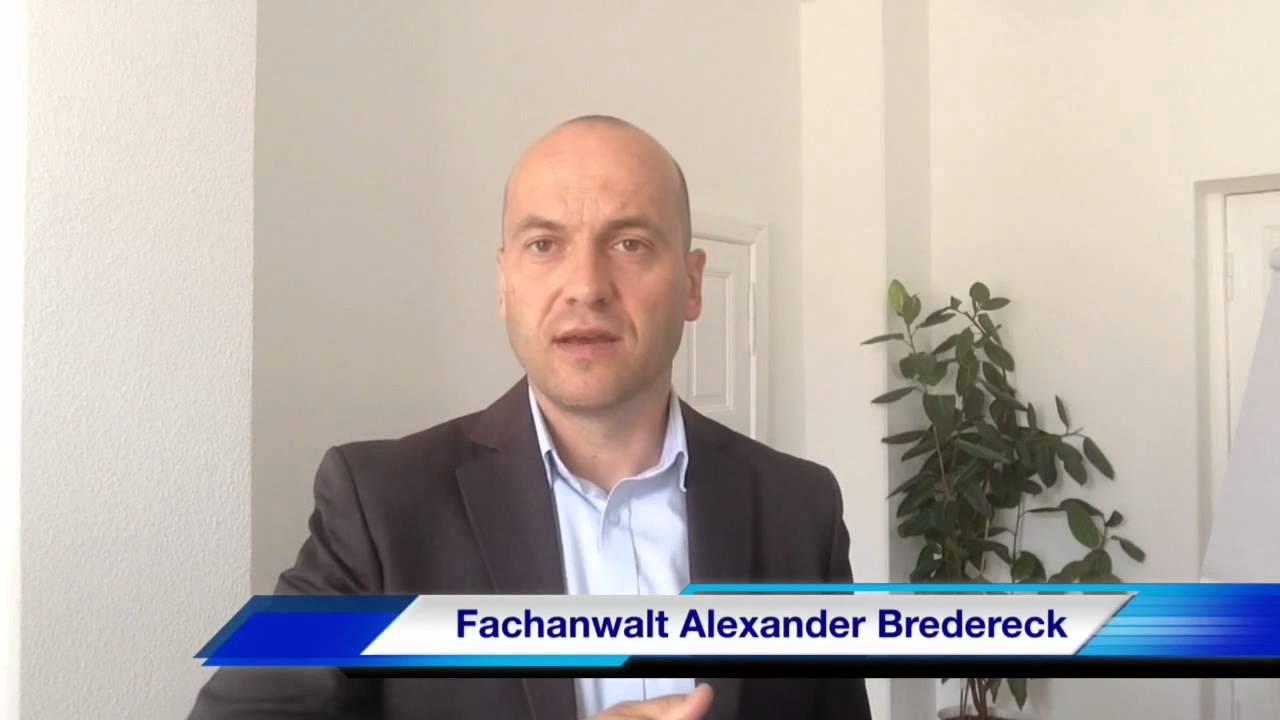mandantenvideo: schadensersatzansprüche geltend machen i alexander