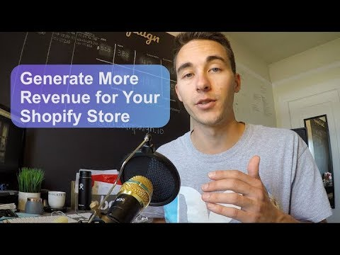Generate more revenue for your Shopify store - Drive traffic for free