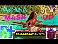 MOANA AND SING MASH UP COLLABORATION with MAGIC BOX TOYS COLLECTOR PUZZLE FOR KIDS!