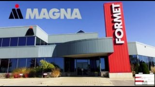 MAGNA International + FORMET Energy Teams