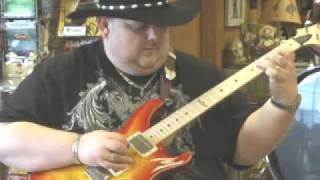 Johnny Hiland Jamming at Jacksonville Guitar