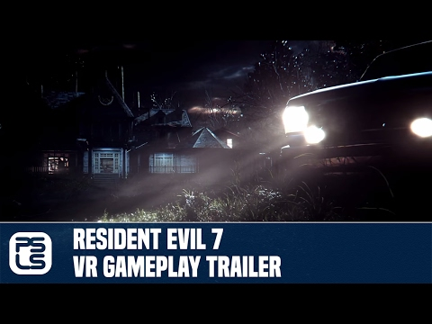 Resident Evil 7 biohazard Gameplay VR Trailer
