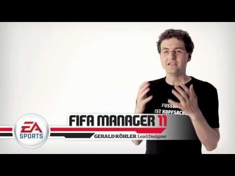 FIFA MANAGER 11: Live Season
