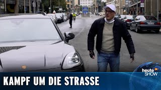 Pop-up-Radwege: Niemand denkt an die armen Autofahrer!
