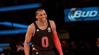 Russell Westbrook - In the name of love