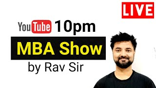 Reverse Brain drain. Why I came Back to India for Good!! 10 pm MBA Show.