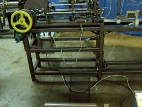 wire tie machine