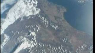 Expedition 23 ISS pass over Cape Town, South Africa