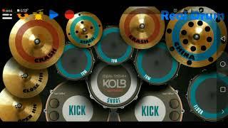 Real Drum App Cymbals 3D Animation Tutorial | Tugs'tupakk!