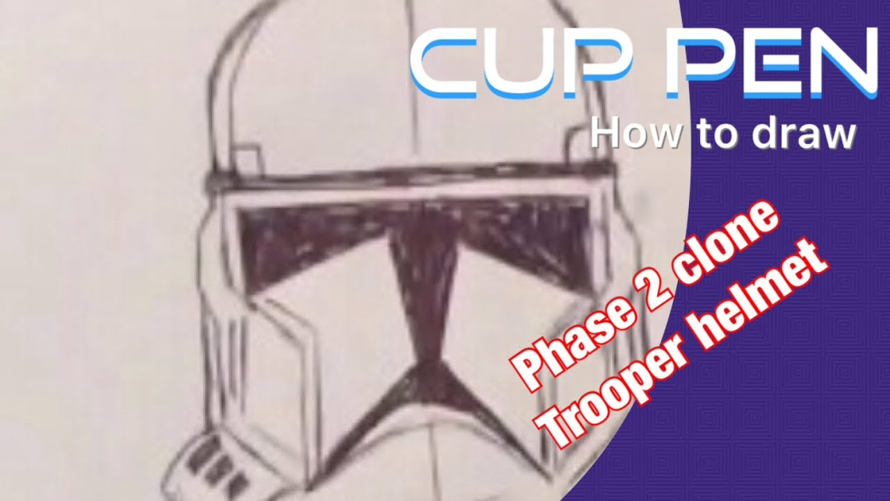 Star Wars - Life Size Clone Trooper Helmet Papercraft Free Download | 720x1280