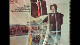 Baixar Bernstain Mahler Symphony No.1 New York Philharmonic1966