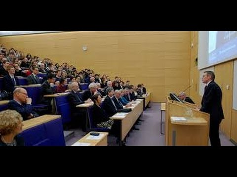 The British And Europe 2014 Cambridge Freshfields Lecture