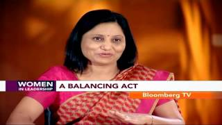 Women In Leadership- Remove Mental Barriers: Usha Sangwan