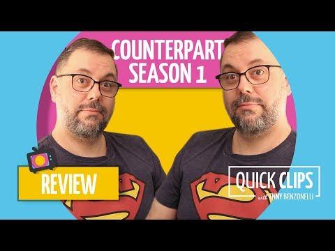 Review Of Counterpart Season 1 - SPOILERS