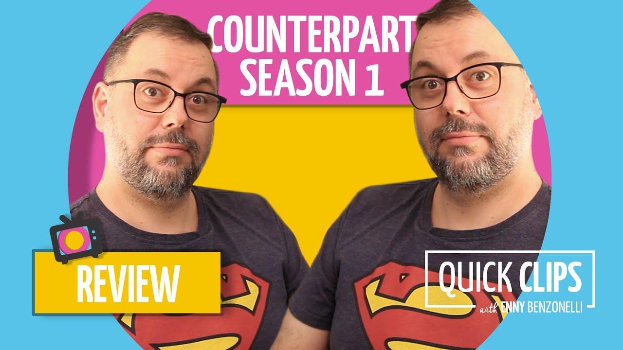 Download Review of Counterpart Season 1 - SPOILERS