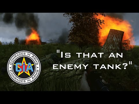 "Arma 3 CiA coop night - ""Is that an enemy tank?"""