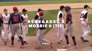 Renegades 13U National 6, Morris American 6 (June 8, 2019)