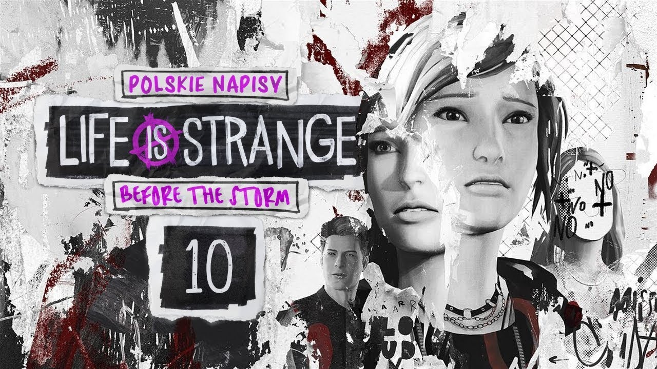 Life is Strange: Before the Storm (PL) #10 – Piratem być (Epizod 3 / Episode 3 Napisy PL)